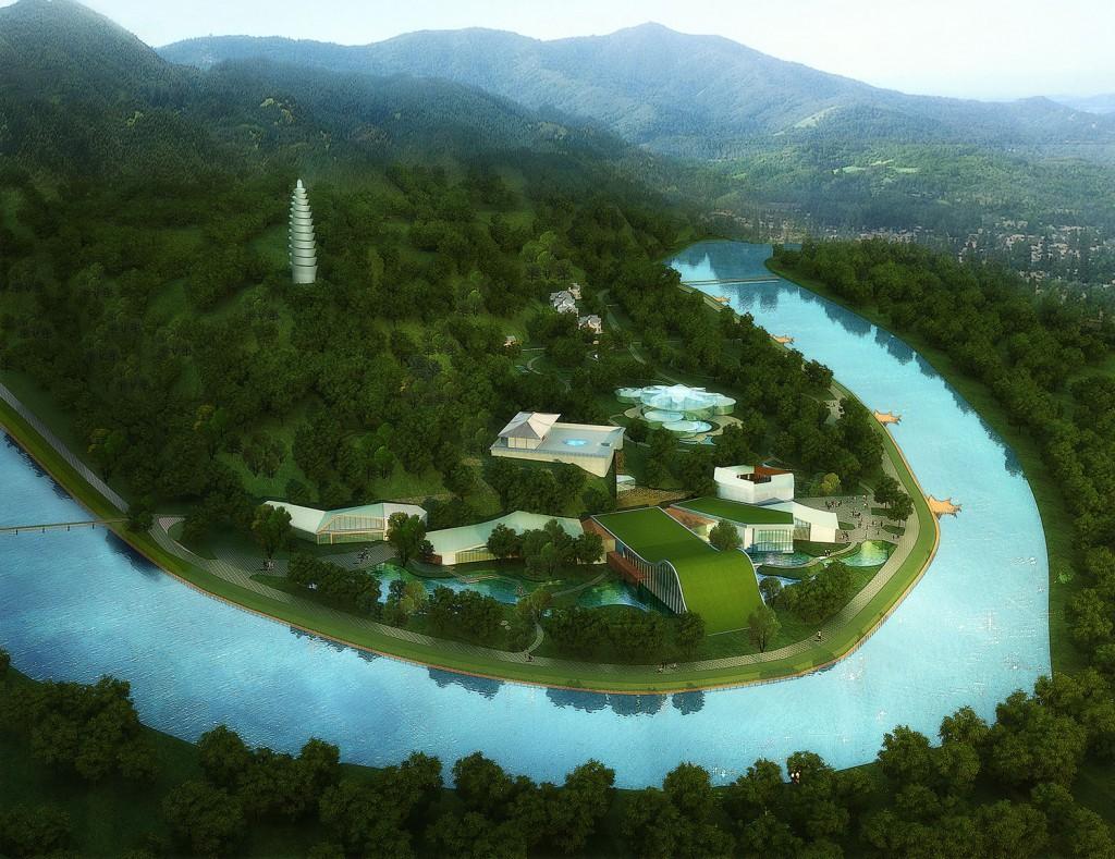 琉璃世界琉璃塔 - 北京清润国际建筑设计研究有限